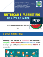 Aula 2. Os 4 Ps Do Marketing
