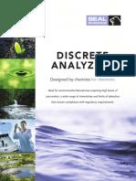 Discrete Analyzer