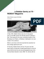 Bobbie Gentry