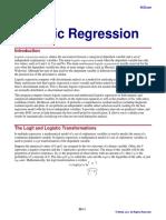 Logistic Regression Dikonversi