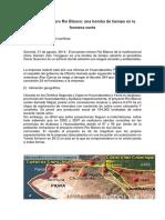 Proyecto Minero Río Blanco