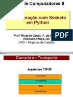Programação com Sockets em Python