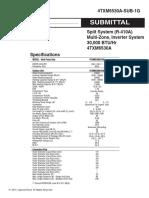 Multi Inverter 4TXM6530A-SUB-1G