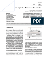 Ntp 863 Estructura Informe Mediciones Higienicas
