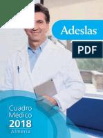 CUADRO MEDICO ALMERIA