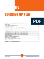 Dutch Academy Football Coaching Building Up Play