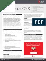 Java - Based - CMS