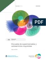 Informe Indec - Consumo
