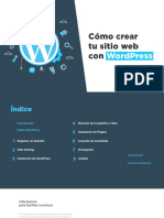 Un Sitio Web Con Wordpress