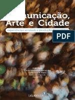 E-Book-Comunicação, Arte e Cidade