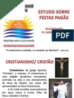 Festas Pagãs - Festa Junina