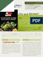 DEXMA ES CaseStudy