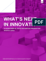 Whats Next in Innovation LatAm 2018