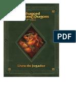 AD&D Livro Do Jogador Alter