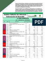 Analisis de Precios Unitarios de Referencia 2019 (1)
