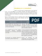 27001Academy vs Consultant En