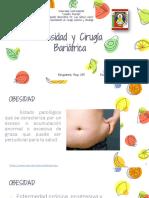 OBESIDAD Y CIRUGIA BARIATRICA.pptx