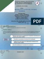 Cuestionario de Evaluación de Control Interno