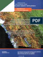 D020-Boletin-Estudio Geologico...Aplicando Imagenes Satelitales