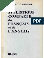 Stylistique comparée du français et de l'anglais (Jean-Paul Vinay; Jean Darbelnet)