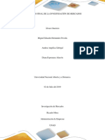 Documento Final en La Investigación de Mercados Grupo 102045_4
