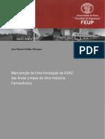 Manutenção de Uma Instalação de AVAC - FEUP.pdf