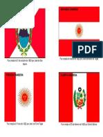Las Banderas Del Peru