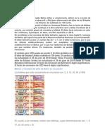 monedas de los países centroamericano