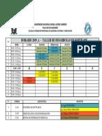 sw horario