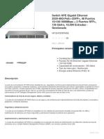 Switch HPE Gigabit Ethernet 2530-48G-PoE+-2SFP.pdf