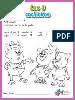 Los 3 Cochinitos
