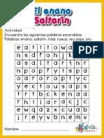 Act. Enano Saltarin