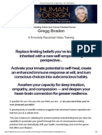 Human by Design With Gregg Braden _ the Shift Network