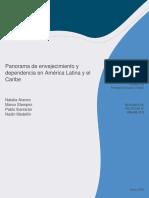 Panorama de Envejecimiento y Dependencia en America Latina y El Caribe