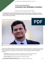 O Que Dá Para Concluir Dos Diálogos Vazados Da Lava Jato - Nexo Jornal