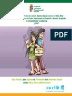 GADSZ - UNICEF - Guia Practica Prevencion Abuso Sexual