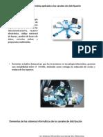 Tecnología y Canales de Distribución