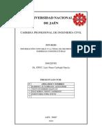 Información Contable y La Toma de Decisiones en Las Empresas Constructoras.