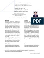 La Norma ISO 9000 y El Sistema de Gestion de La CA