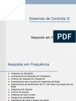 Sistemas de Controle II