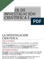 1. Taller de Investigación Científica i[1]