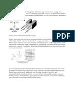 Sensor Opto Interupter