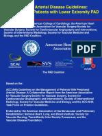 ACC-AHA PAD Guidelines_slides
