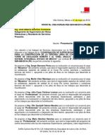 18082018 Oficio de Presentacion de Profesionistas Nueva