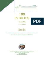 SITT - 100 Estudos, Op. 32 - Vol. 4