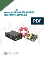 Iec 60601 1 Medical Design Standards