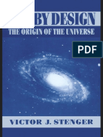 Not by Design--The Origin of the Universe