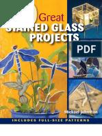 40 Proyectos de Vitrales