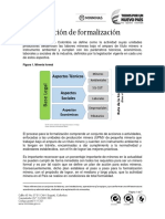 Plan de Acción Formalización