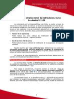 Procedimiento Instrucciones Matriculacion (2)